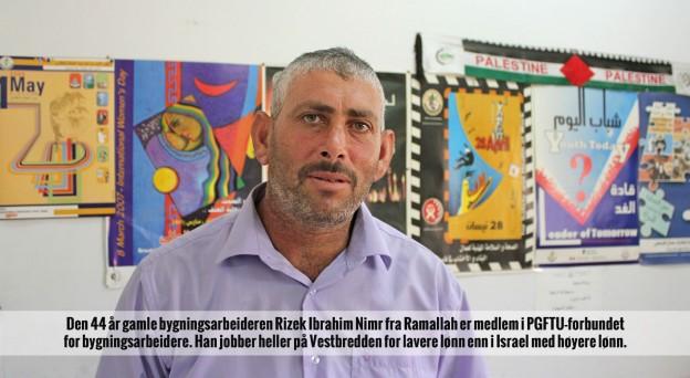 anntall palestinere i israel
